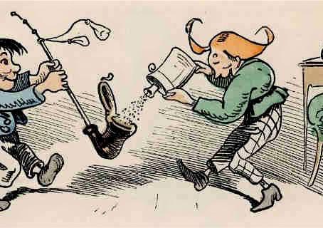 Schülerstreiche – von Lehrern (die auch einmal Schüler gewesen sind)