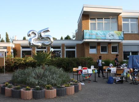 Herr Minkner zum Thema Schuljubiläum - 25 Jahre RoRo