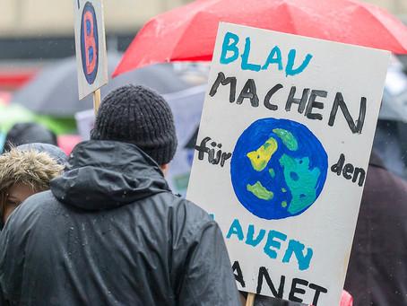 Sinnvoller Klimastreik oder Bildungsverweigerung? – Fridays for Future