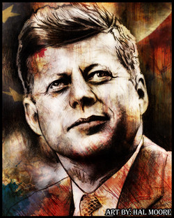 JFK FACE
