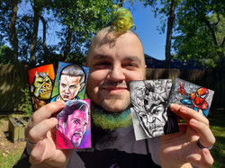 sketch cards in hand3