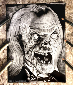 Crypt Keeper WIP 5