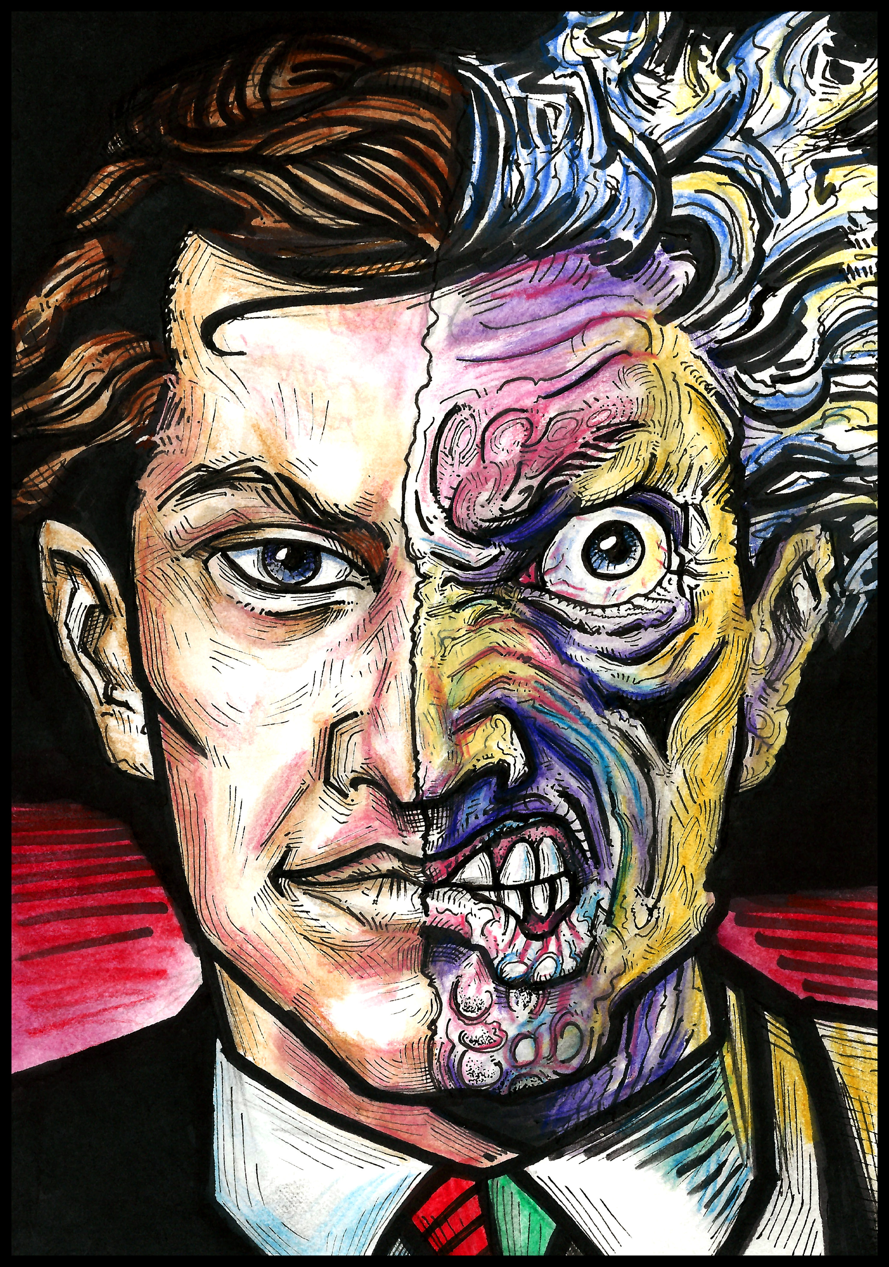 TWO FACE SC