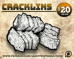 Cracklins rewards