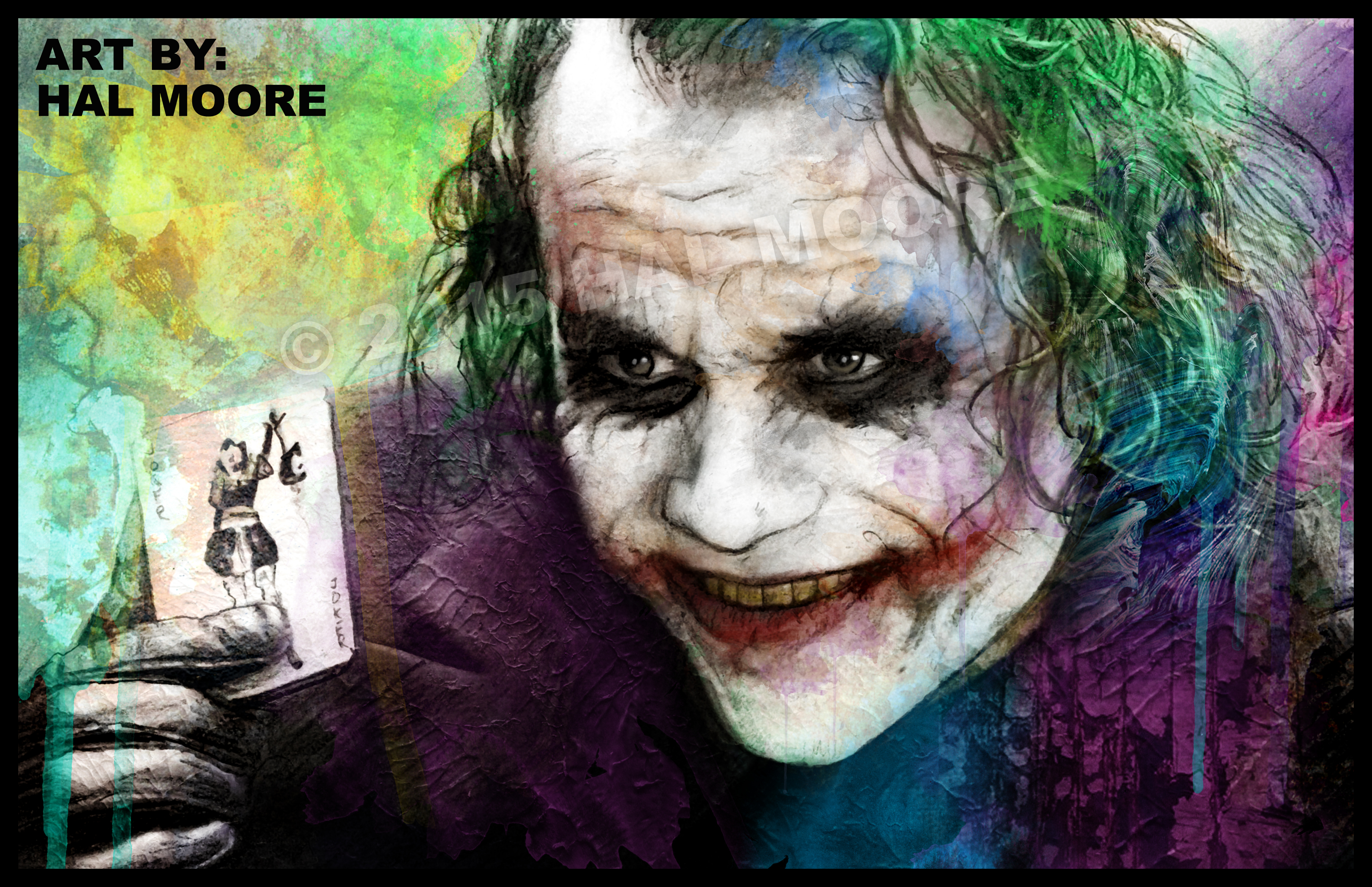 the darkknight joker