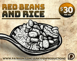 Red Beans and Rice rewards