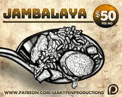 Jambalaya rewards
