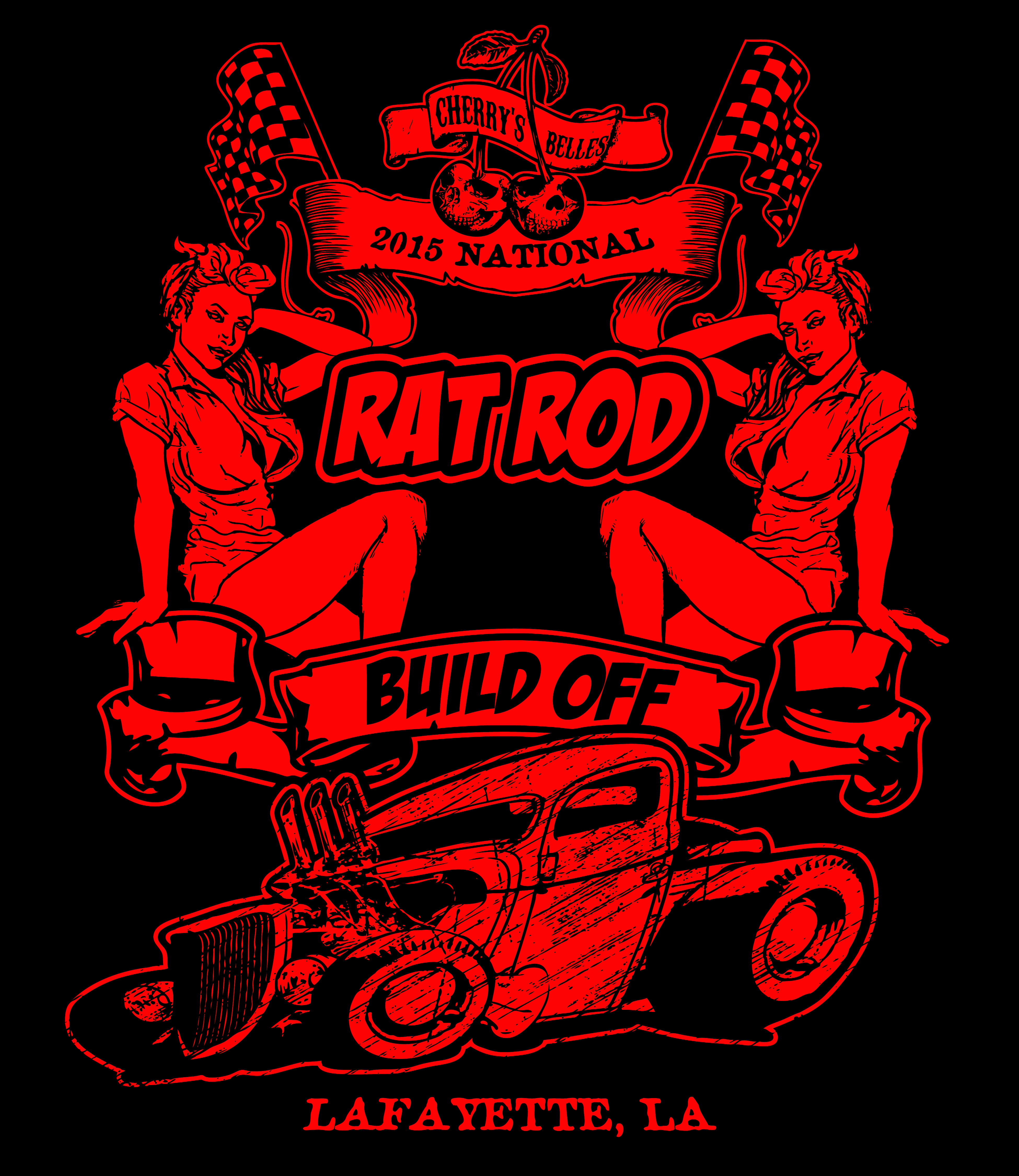 Rat Rod Tshirt color
