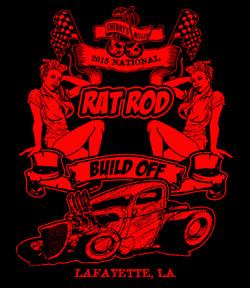 Rat Rod Tshirt color
