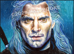 The witcher scan