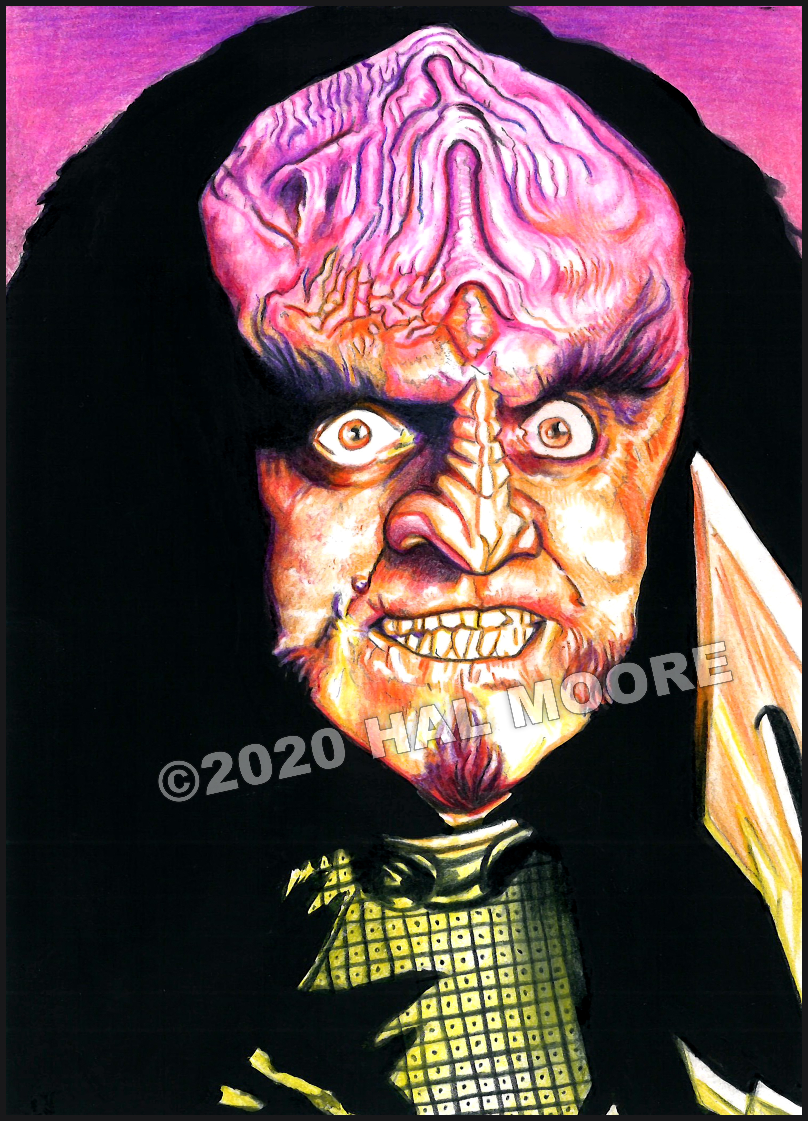 Gowron scan
