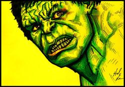 Hulk card