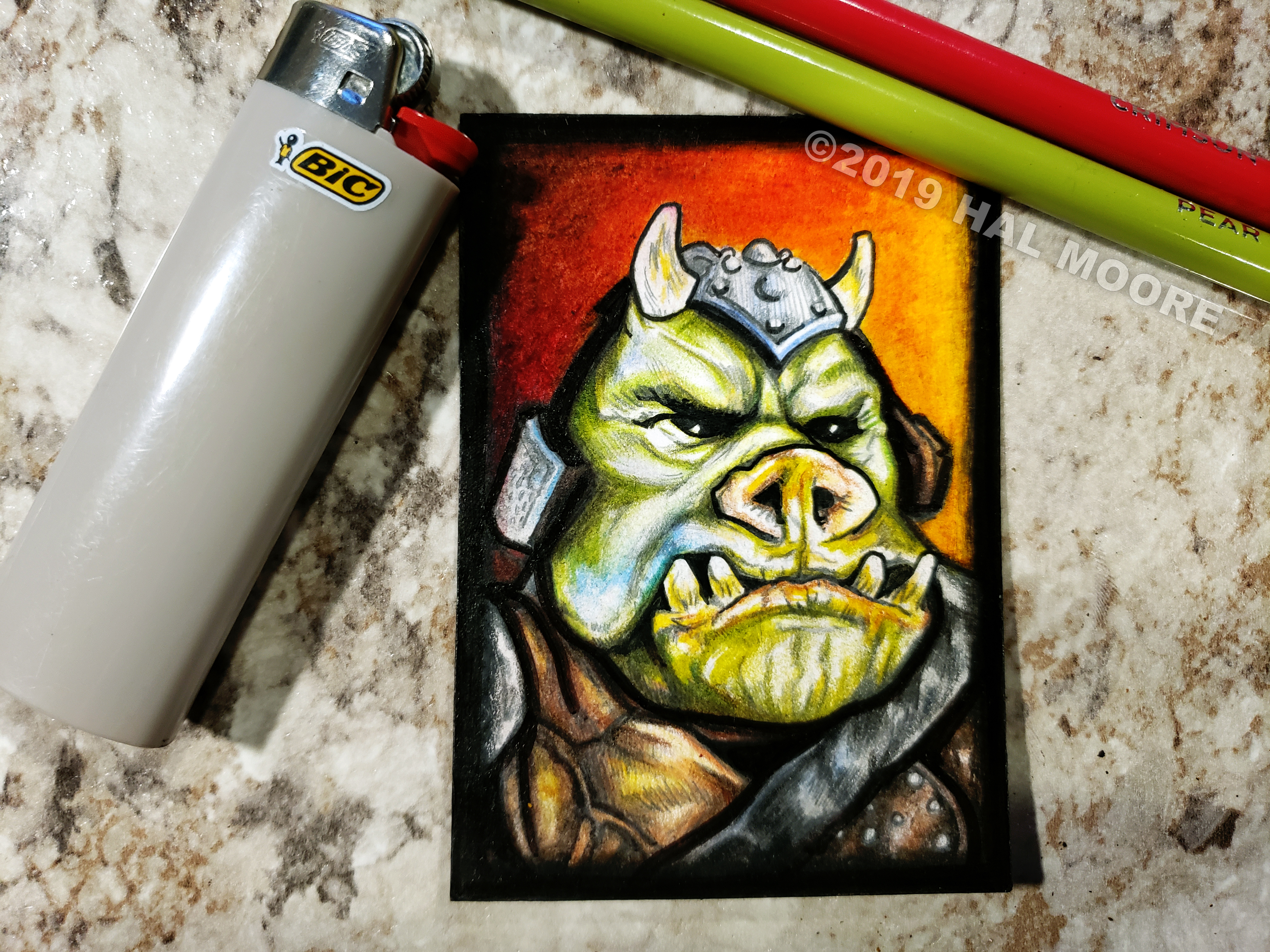 sketch cards patreon 3