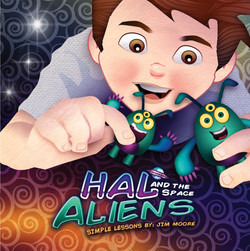 Hal and the Space Aliens COVER1