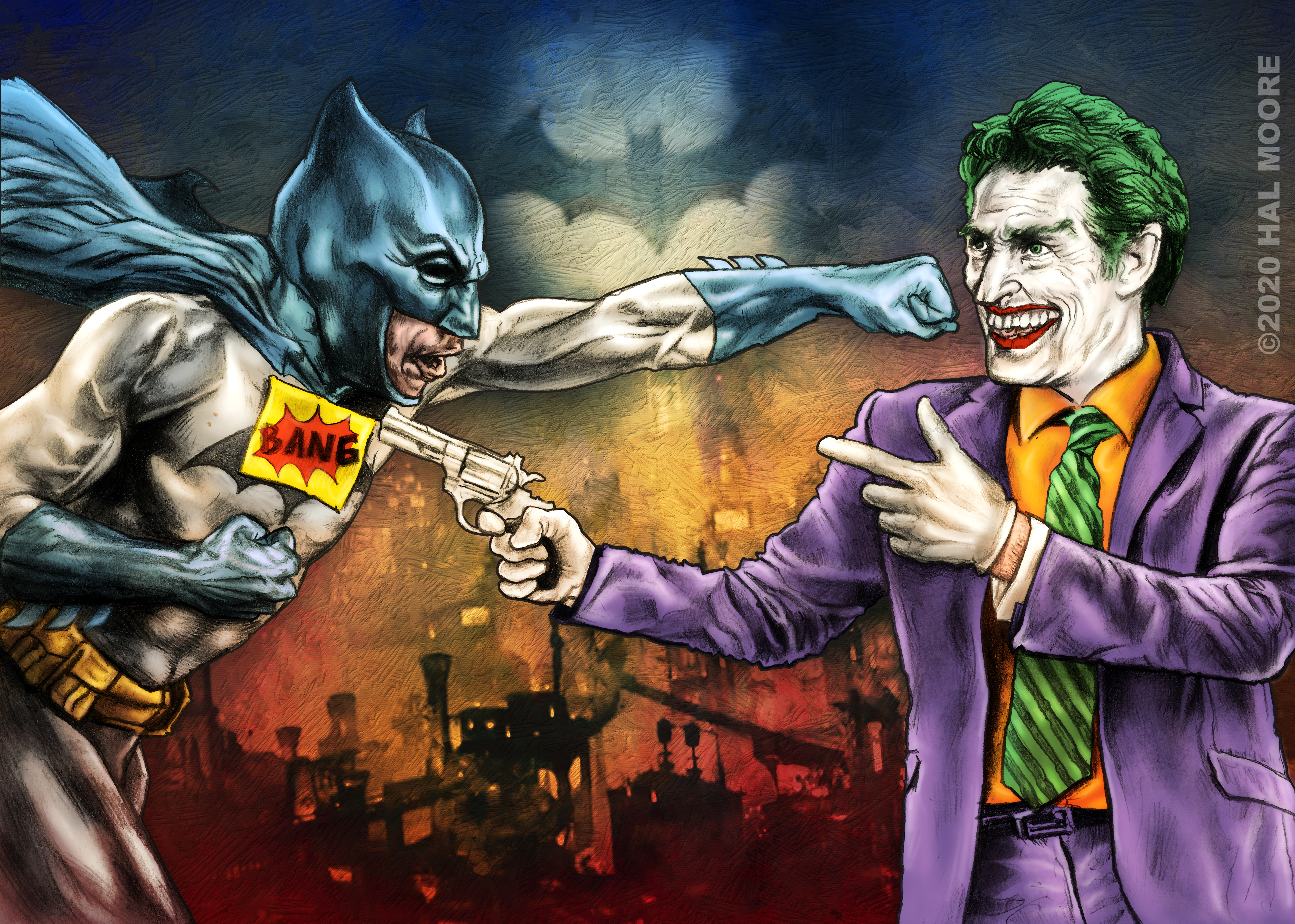 batman vs joker FINAL