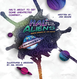 Hal and the Space Aliens COVER2