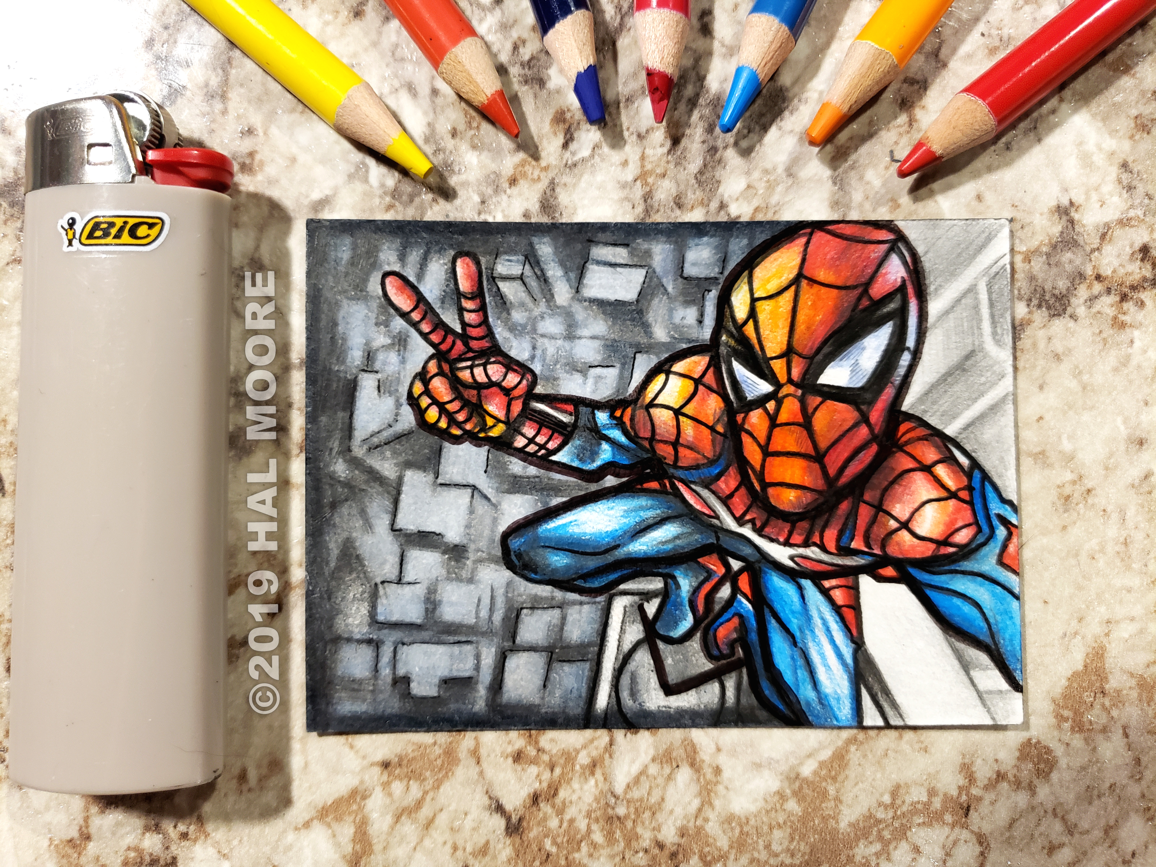 sketch cards patreon 5