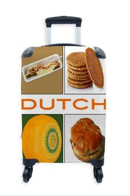 Dutch Suitcase Stroopwafel 005