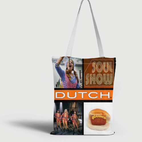 Dutch Bag 40x40cm, Kroket 017