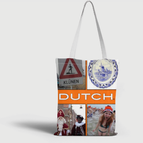 Dutch Bag 40x40cm, Klunen 012