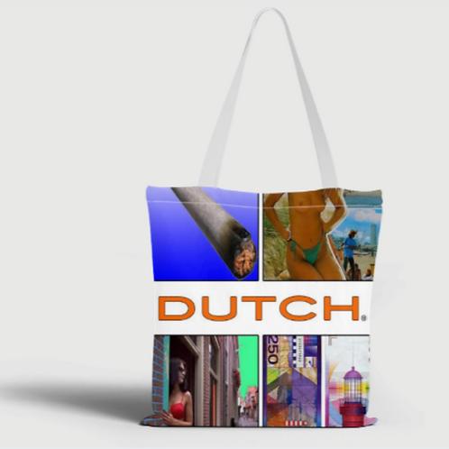 Dutch Bag 40x40cm, Vuurtoren 032
