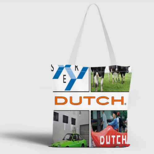 Dutch Bag 40x40cm, Ster 028