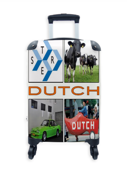 Dutch Suitcase Ster 028