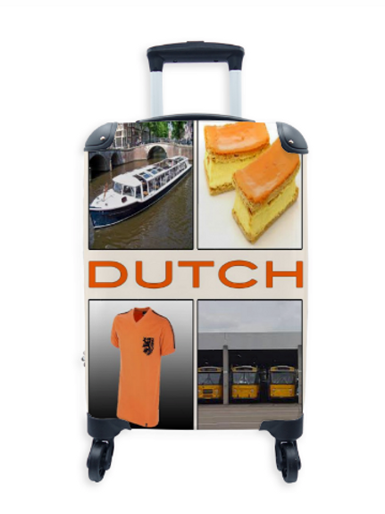 Dutch Suitcase Tom Poes 029