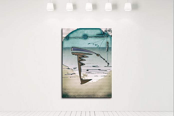 Beach Pelican