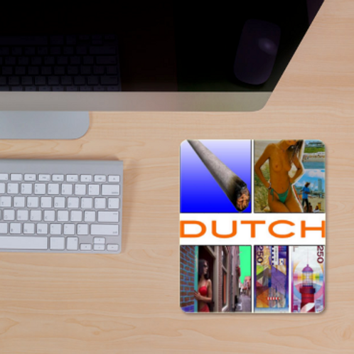 Dutch Mouse Pad Vuurtoren 032