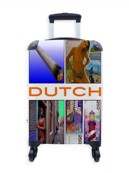 Dutch Suitcase Vuurtoren 032