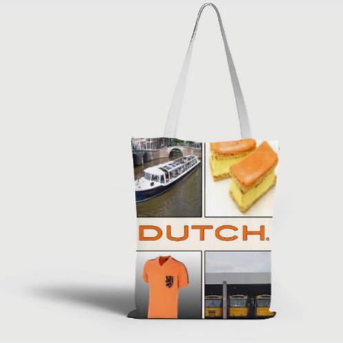 Dutch Bag 40x40cm, Tom Poes 029