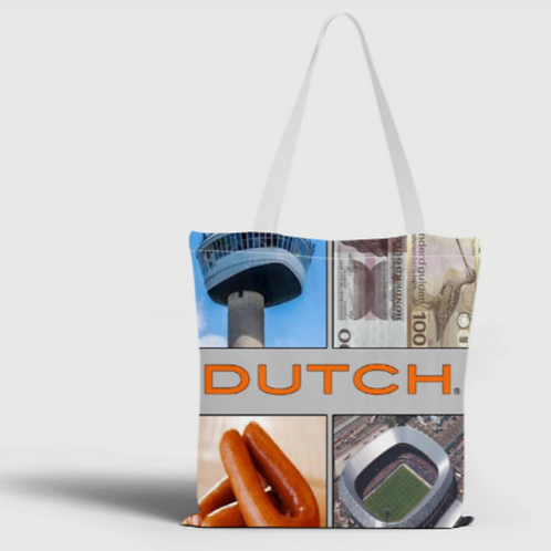 Dutch Bag 40x40cm, Snip 022
