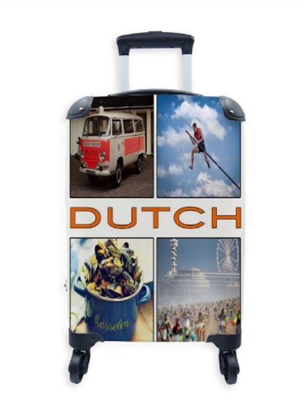 Dutch Suitcase 020 Mosselen