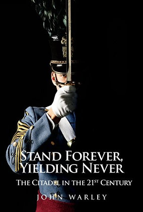 Stand Forever, Yielding Never (hardcover)