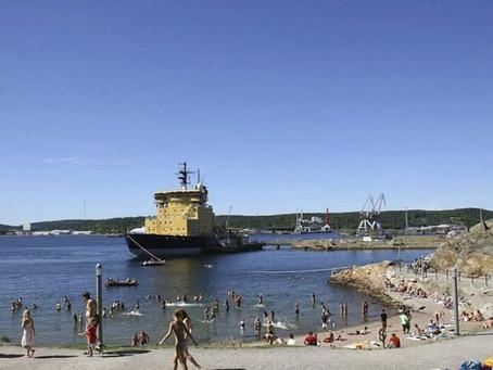 Sjöfartskonvojen 2019 - Ett yrke för ALLA