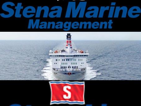 Stena Line och Stena Marine Management -huvudsponsor