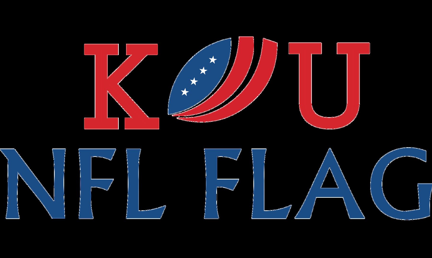 KU NFL Flag