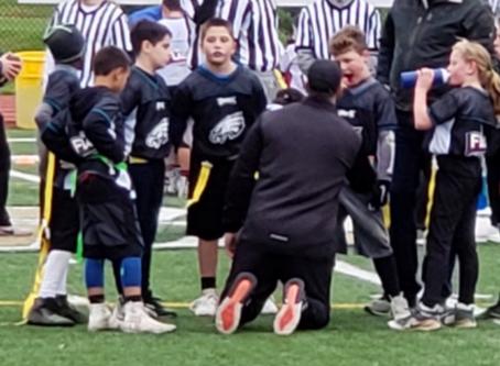 Flag Football Coaching Tips