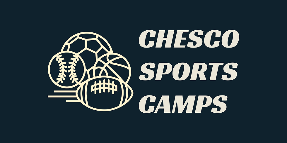 July Chesco Sports Camp