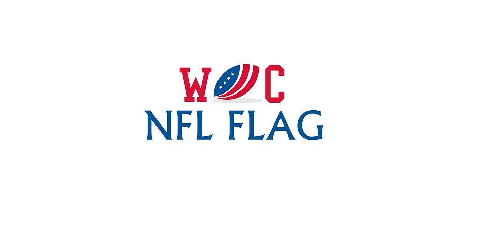 WC Summer NFL Flag Registration