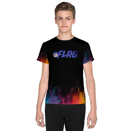 Youth crew neck t-shirt