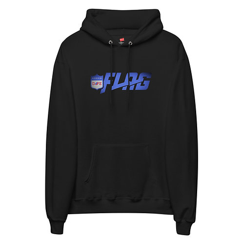 Unisex Adult fleece hoodie