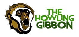 The Howling Gibbon Logo