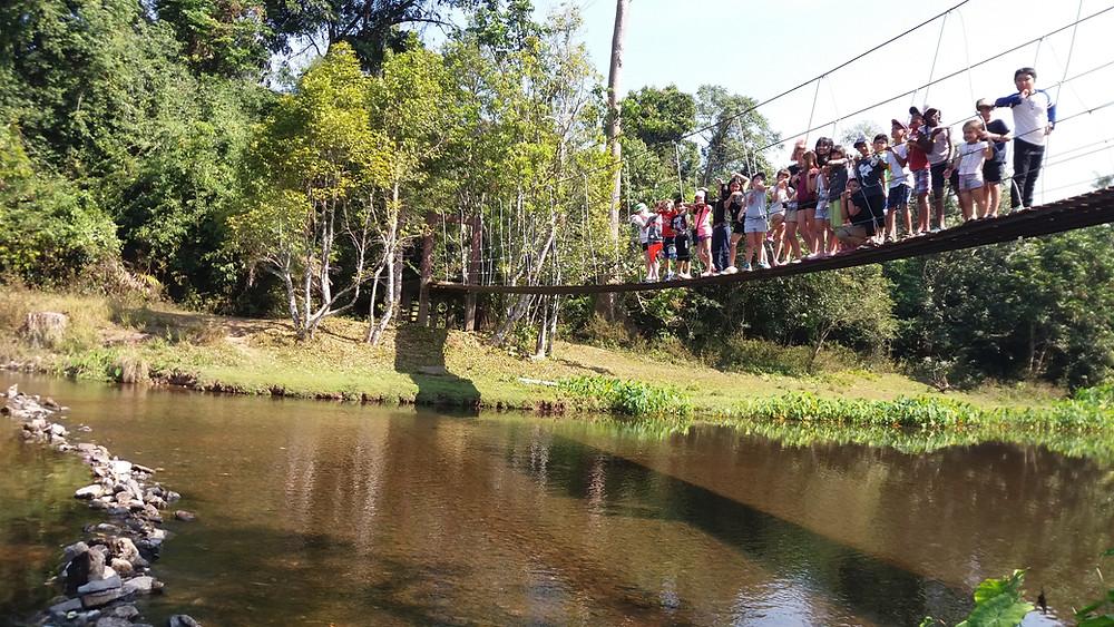 Lam Ta Khong River, Khao Yai National Park