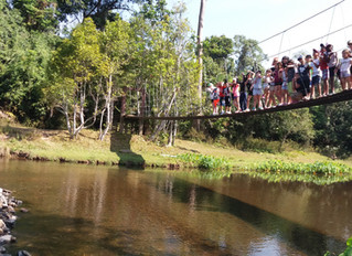 St Andrews Sathorn, Year 4 - Jungle Exploration, Camping and Elephant Conservation
