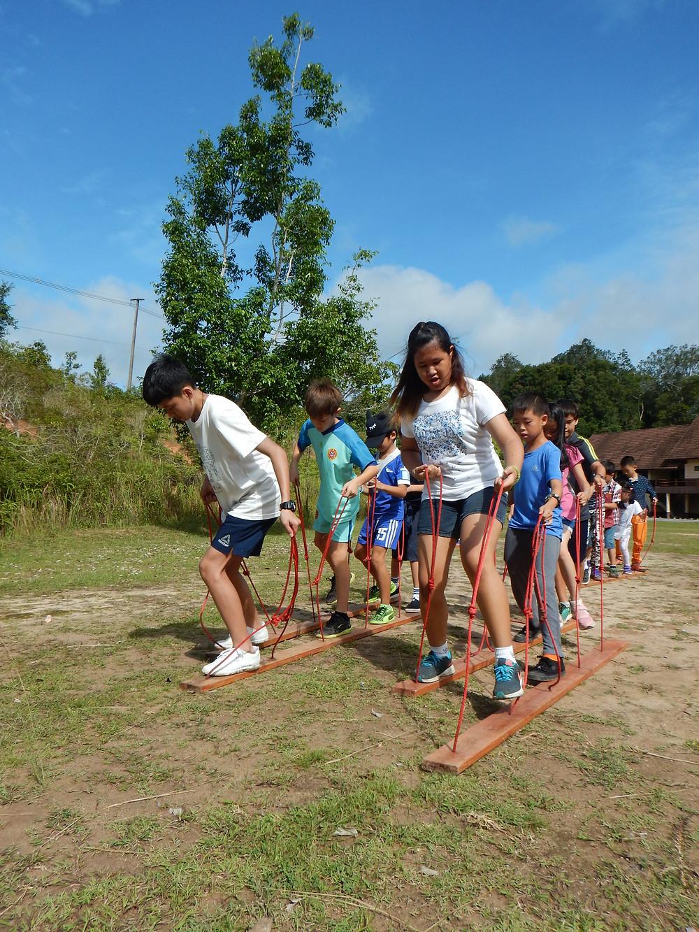 Team Building, Khao Yai National Park