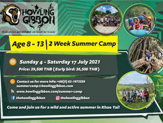 Summer Camp Bookings now being Taken