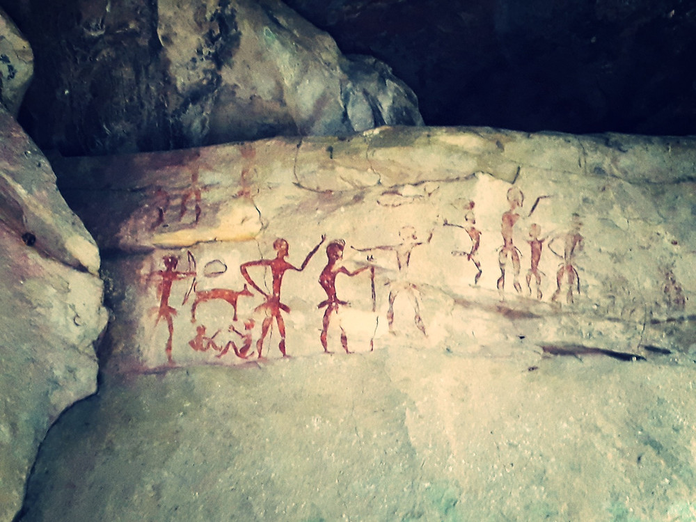 Ancient Rock Art (>4,000 Years Old)