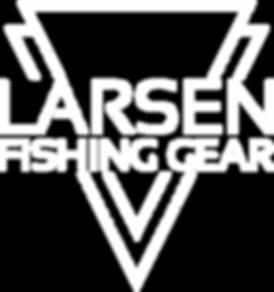 Larsen Fishing Gear logo hvid minni.png